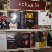 Paris Bookstore
